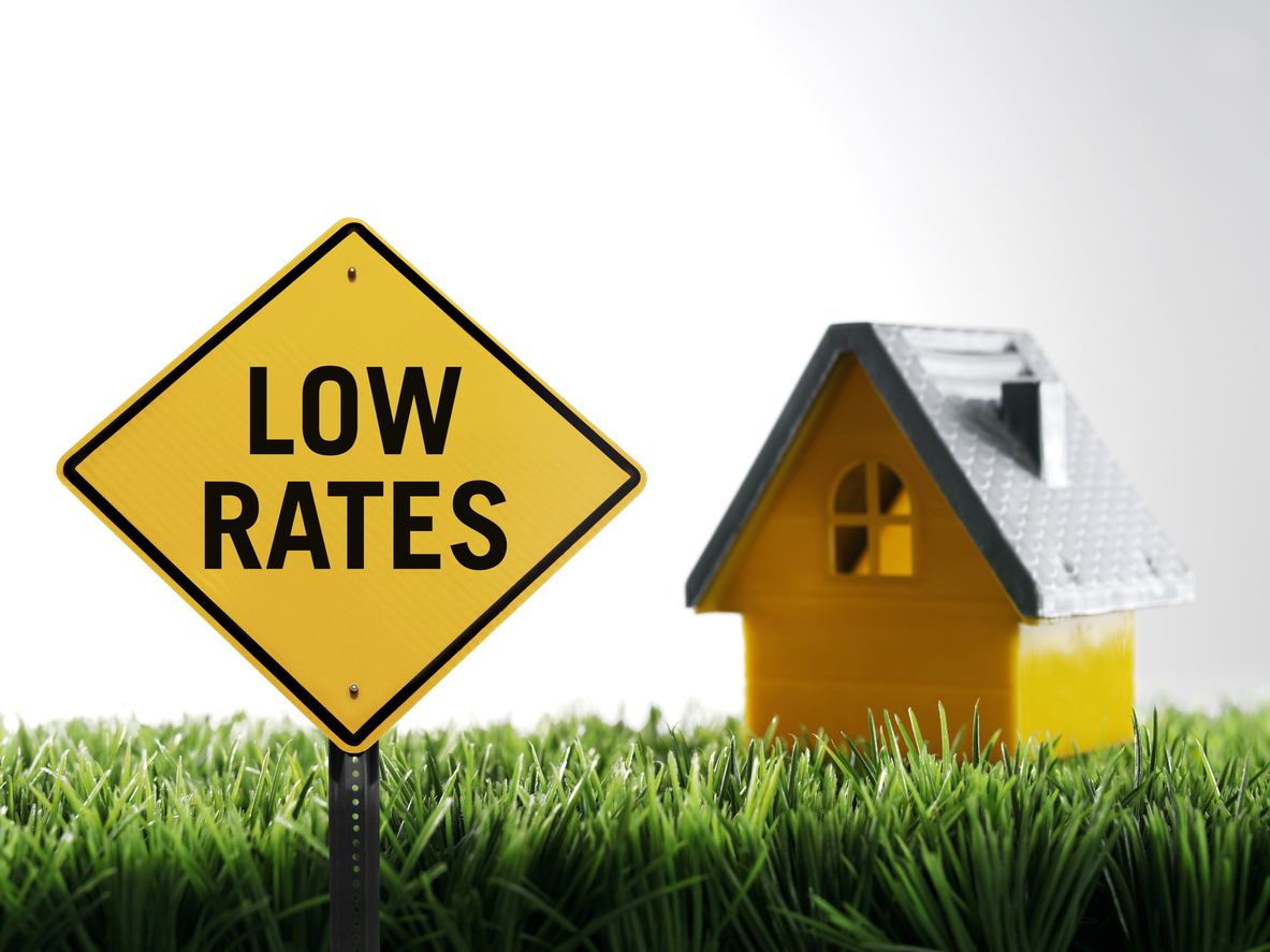 Rates Are Near Historical Lows!